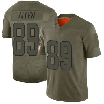 Youth Miami Dolphins Dwayne Allen Camo Limited 2019 Salute to Service Jersey By Nike